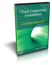 Cloud Computing Foundation Complete Certification Kit - Study Guide Book and Online Course Screenshot