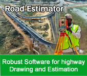 AutoPlotter with Road Estimator Screenshot