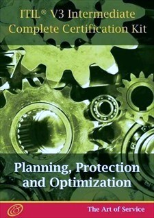 ITIL V3 Planning, Protection and Optimization (PPO) Full Certification Online Learning and Study Book Screenshot