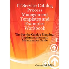 Service Catalog Process Management Templates and Examples Workbook - The Service Catalog Planning, Imp Screenshot