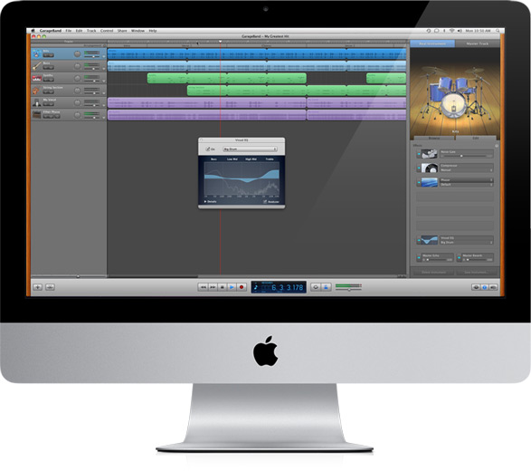 GarageBand Screenshot 3