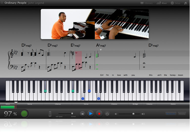 GarageBand Screenshot 5