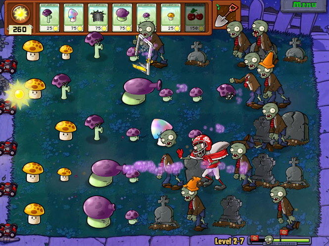 Plants vs. Zombies Screenshot 2