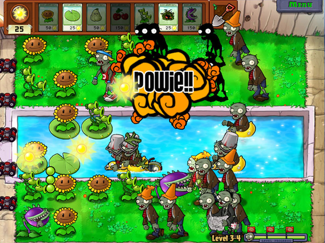 Plants vs. Zombies Screenshot 3