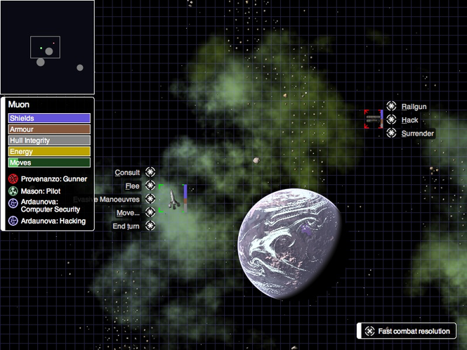 Space Exploration: Serpens Sector Screenshot 1