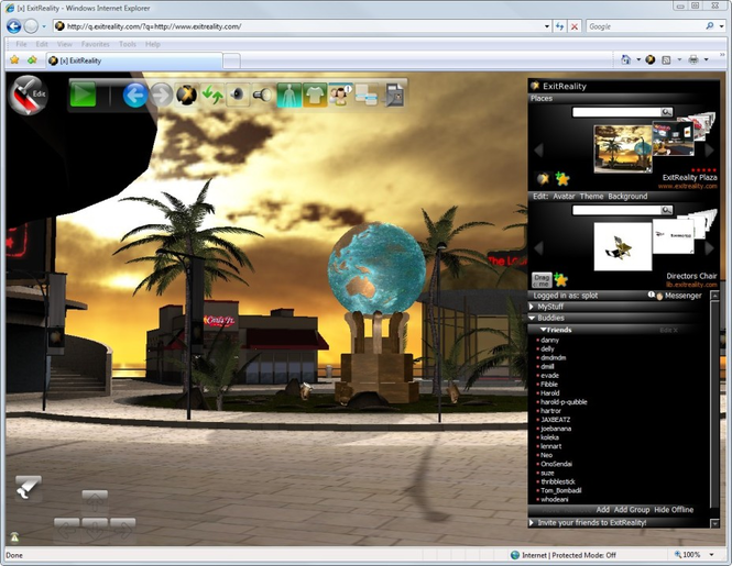 ExitReality Screenshot