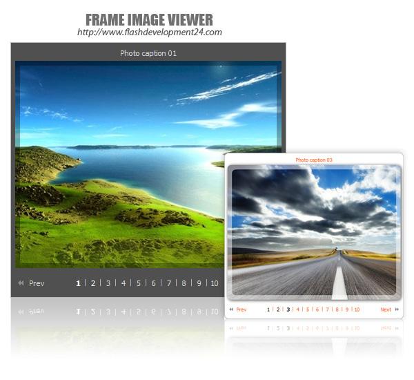 Frame Image Viewer Screenshot 1