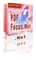 PDF Focus .Net Screenshot