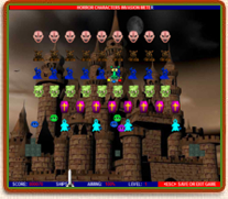 Horror Invaders Screenshot