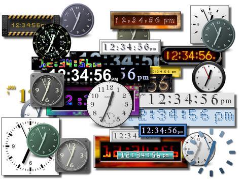AMC The Ultimate Screen Clock Screenshot 1