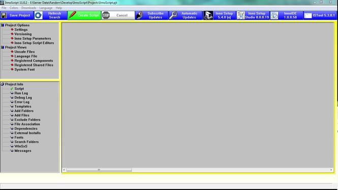 InnoScript Screenshot 1