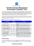 Quik-Biz Bus Mngmnt & Analysis Templates 1