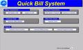 Quick Bill System 1