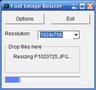 Fast Image Resizer 1