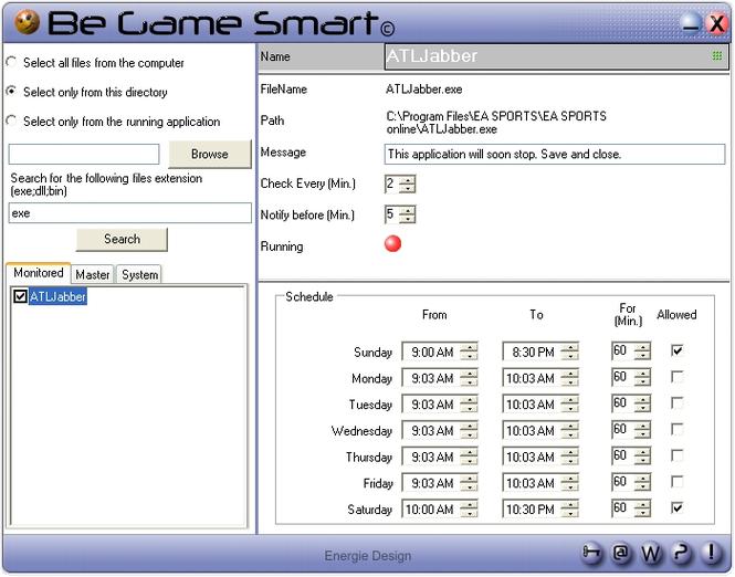 Be Game Smart Screenshot 1