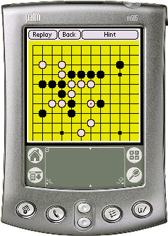 Gogame Attack and Defense for Palm Screenshot 1