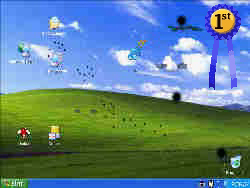 XP Icon Wars Screenshot 1