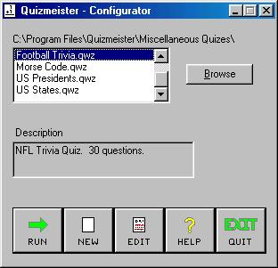 Quizmeister Screenshot 1