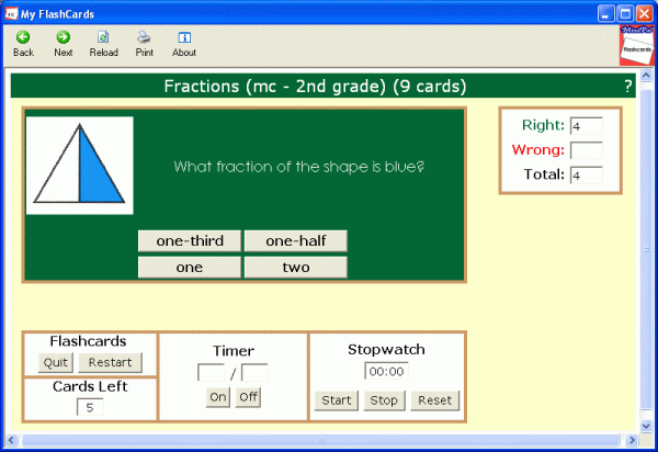 My FlashCards Screenshot