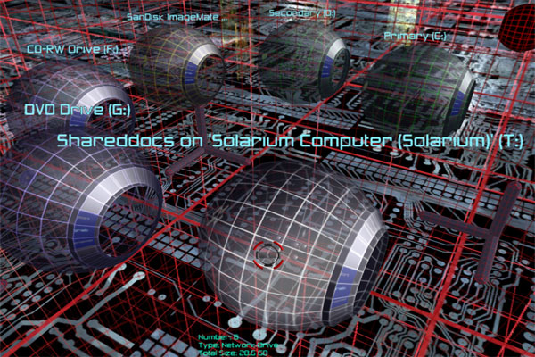 Tactile 3D Screenshot 1