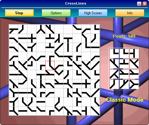 CrossLines Screenshot