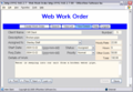 Web Work Order 1
