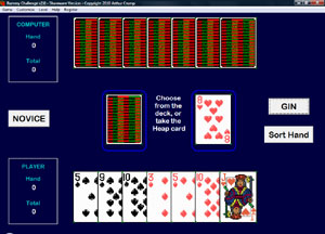 Rummy Challenge Screenshot 1