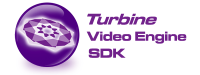 Turbine Video Engine SDK Screenshot