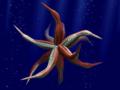 3D Alien Aquarium Screen Saver 1