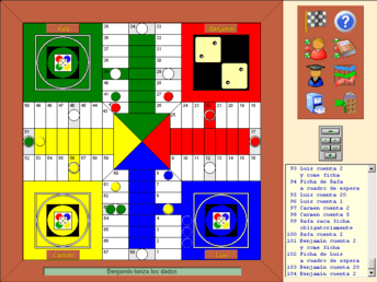 LcParchis Screenshot