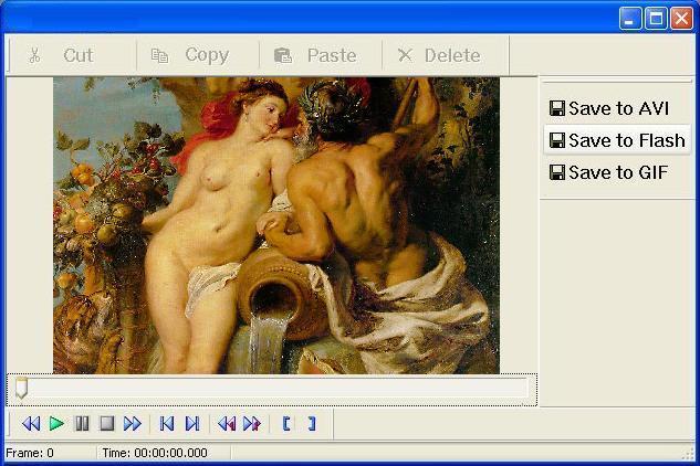 Newsgroups Extractor Screenshot 1