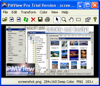 PMView Pro for Windows (Deutsch) Screenshot 1