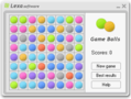 Lexa Game Balls 1
