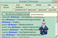 Everest Dictionary with databases 1