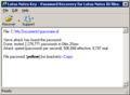Lotus Notes Password Recovery Key 1