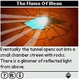 Legends of Mystaris: The Flame of Illean (Palm) Screenshot 1