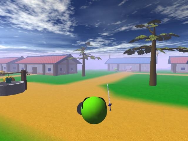 Pea-Guy: The Magic Land Screenshot 1