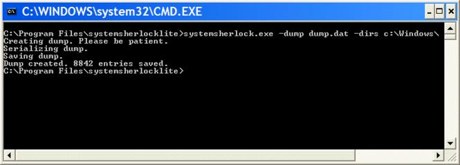 SystemSherlock Lite Screenshot