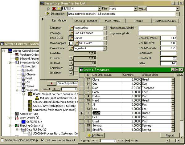 Almyta Control System Screenshot