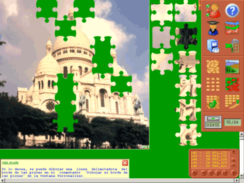 LcPuzzle Screenshot