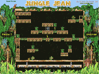 Jungle Jean Screenshot