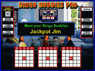 Bingo Buddies Pro Screenshot
