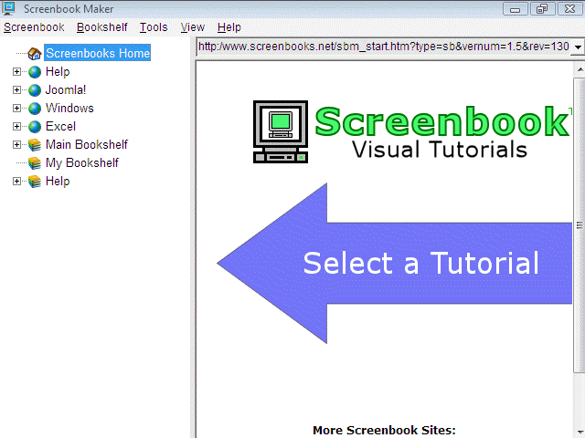 Screenbook Maker Screenshot 1
