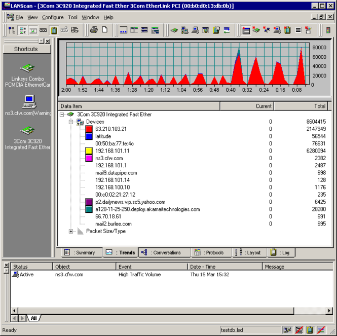 LANScan Professional Screenshot 1