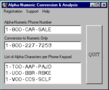 AlphaPhone 1