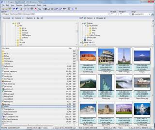 V - The File Viewer Screenshot