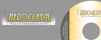 Heroglyph V2 Super-Bundle Backup-CD Screenshot