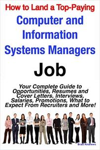 How to Land a Top-Paying Computer and Information Systems Managers Job: Your Complete Guide to Opportu Screenshot 1