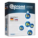 @promt Expert 8.5 Russisch <-> Deutsch, inkl. Promt Mobile 7.0 Russisch-Deutsch / Deutsch-Russisch (Bo Screenshot 1