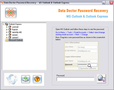 Outlook Password Recovery Tool Ex 1